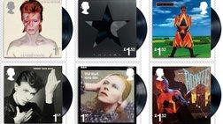 Ο Ντέιβιντ Μπάουι σε σειρά γραμματοσήμων ένα χρόνο μετά το θάνατο του
