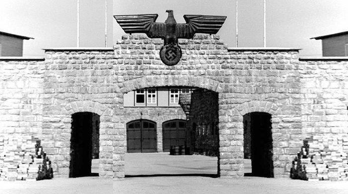 Η πύλη του κολαστηρίου του Μαουτχάουζεν