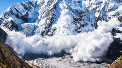 Κίνδυνος χιονοστιβάδας:οδηγίες από την Ελληνική Ομάδα Διάσωσης