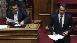 Γκάλοπ Marc: Προβάδισμα της ΝΔ με 14 μονάδες έναντι του ΣΥΡΙΖΑ