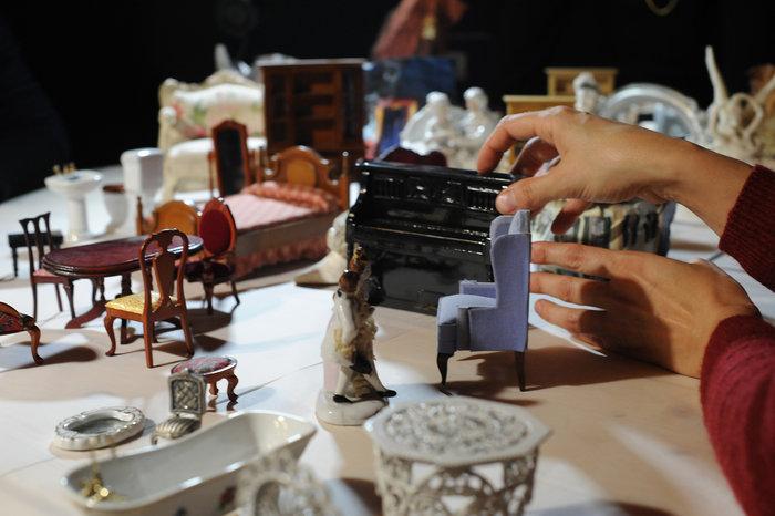 Φτιάξε το δικό σου κουκλόσπιτο στο τραπέζι των Αφηγήσεων στη Στέγη - εικόνα 2