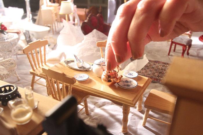 Φτιάξε το δικό σου κουκλόσπιτο στο τραπέζι των Αφηγήσεων στη Στέγη - εικόνα 4