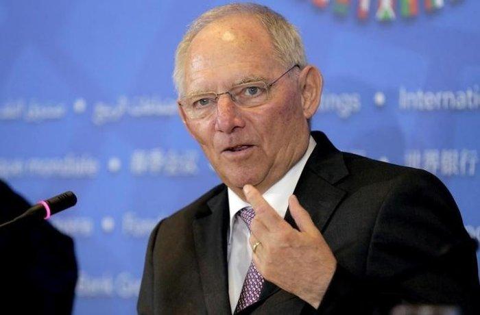 Ο γερμανός υπουργός Οικονομικών