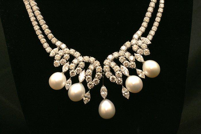 Το θρυλικό διαμαντένιο περιδέραιο της Νταϊάνα πωλείται σε τιμή - σοκ - εικόνα 3