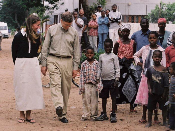 Μπιλ Γκέιτς: Ο ευφυής φιλάνθρωπος θα γίνει ο 1ος τρισεκατομμυριούχος στη γη - εικόνα 5