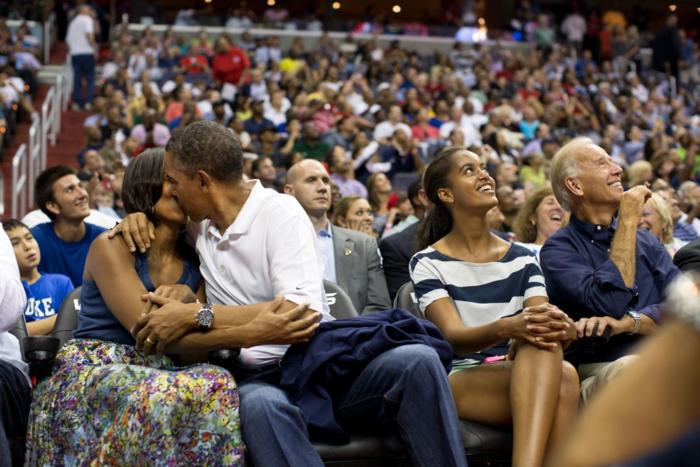 Τα συνθηματικά των Ομπάμα όταν ήθελαν να μείνουν μόνοι στον Λευκό Οίκο