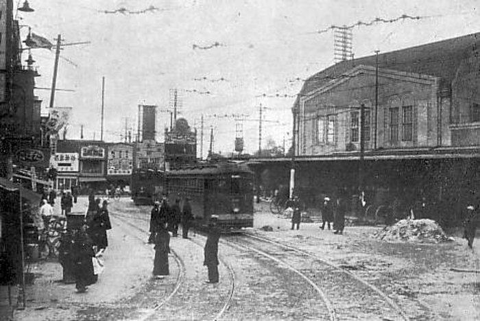 Ο σταθμός Σιμπούγια