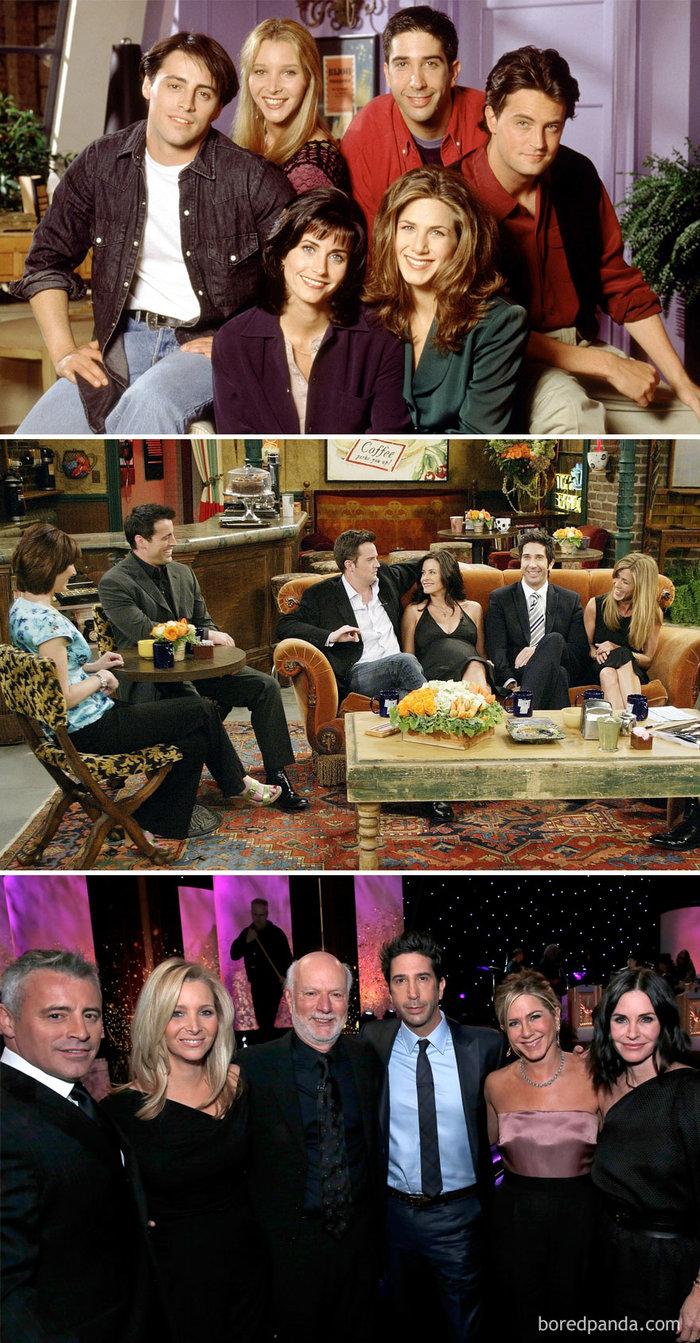 Τα reunion των καστ των διασημότερων σειρών: Συγκρίνετέ τους τότε και τώρα - εικόνα 2