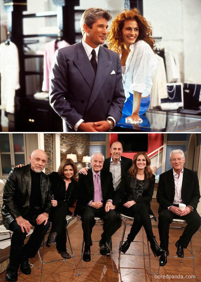 Τα reunion των καστ των διασημότερων σειρών: Συγκρίνετέ τους τότε και τώρα - εικόνα 6