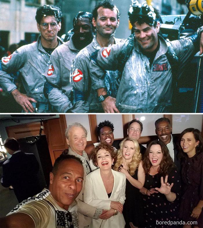 Τα reunion των καστ των διασημότερων σειρών: Συγκρίνετέ τους τότε και τώρα - εικόνα 7