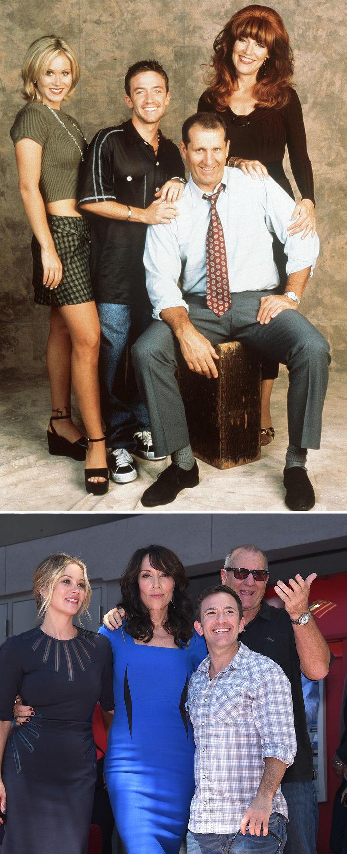 Τα reunion των καστ των διασημότερων σειρών: Συγκρίνετέ τους τότε και τώρα - εικόνα 8