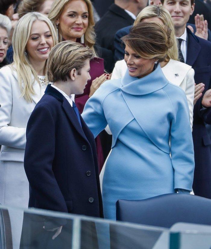 Θα μετακομίσουν τελικά η Μελάνια και ο Μπάρον Τραμπ στο Λευκό Οίκο; - εικόνα 4