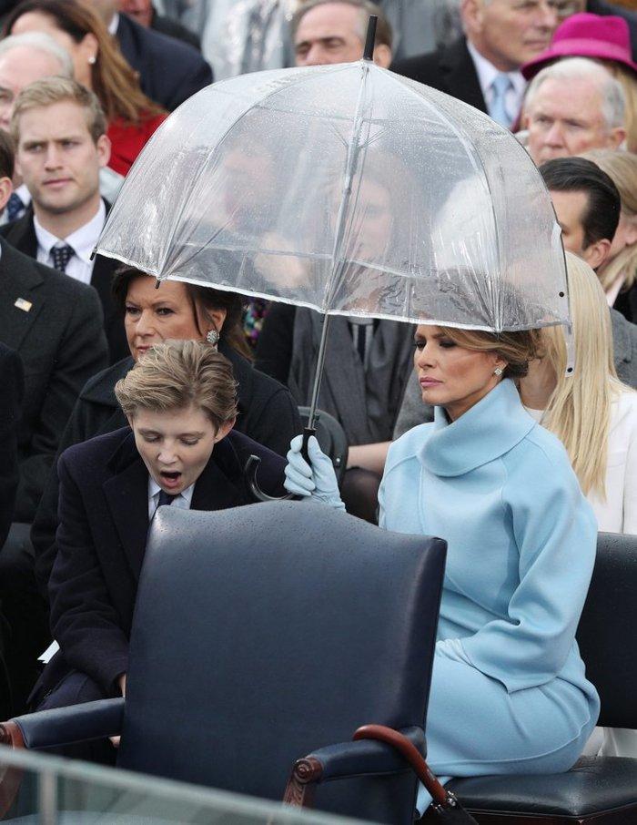 Θα μετακομίσουν τελικά η Μελάνια και ο Μπάρον Τραμπ στο Λευκό Οίκο; - εικόνα 5