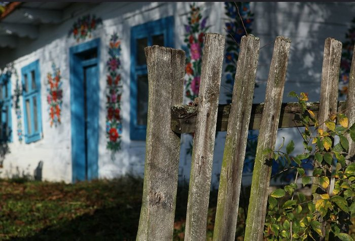 Ζαλίπιε: Ενα χωριό ζωγραφισμένο κυριολεκτικά με το χέρι - εικόνα 4