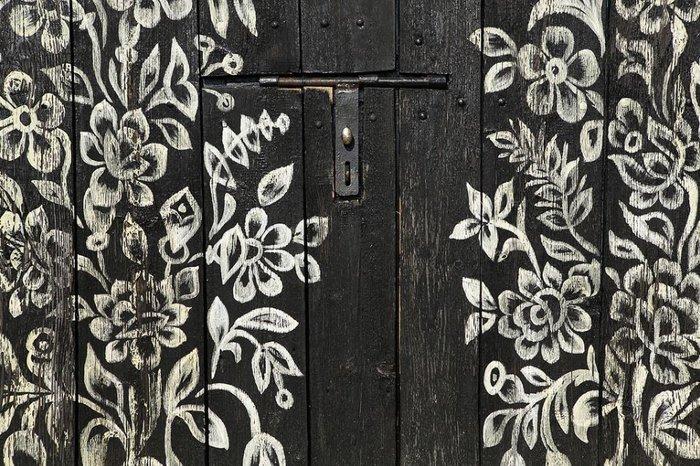 Ζαλίπιε: Ενα χωριό ζωγραφισμένο κυριολεκτικά με το χέρι - εικόνα 6