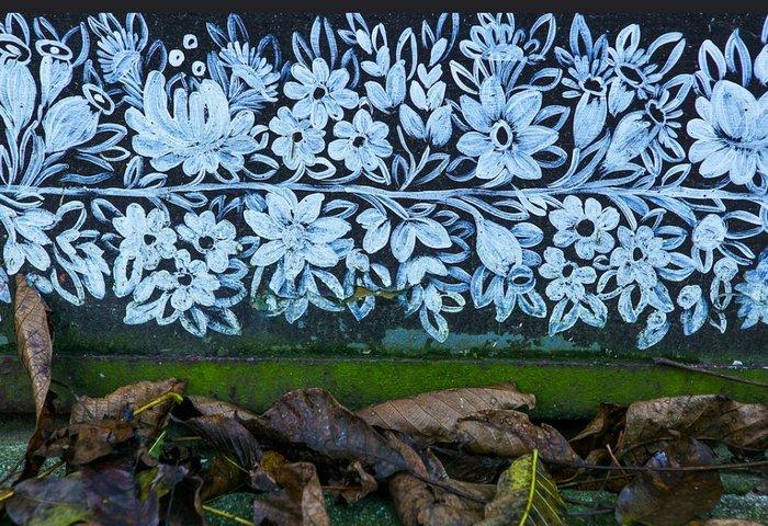 Ζαλίπιε: Ενα χωριό ζωγραφισμένο κυριολεκτικά με το χέρι - εικόνα 8