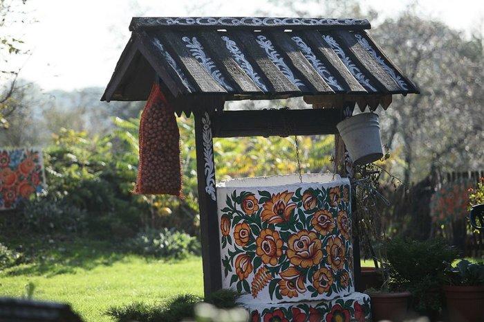 Ζαλίπιε: Ενα χωριό ζωγραφισμένο κυριολεκτικά με το χέρι - εικόνα 9