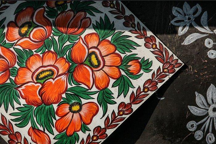 Ζαλίπιε: Ενα χωριό ζωγραφισμένο κυριολεκτικά με το χέρι - εικόνα 13