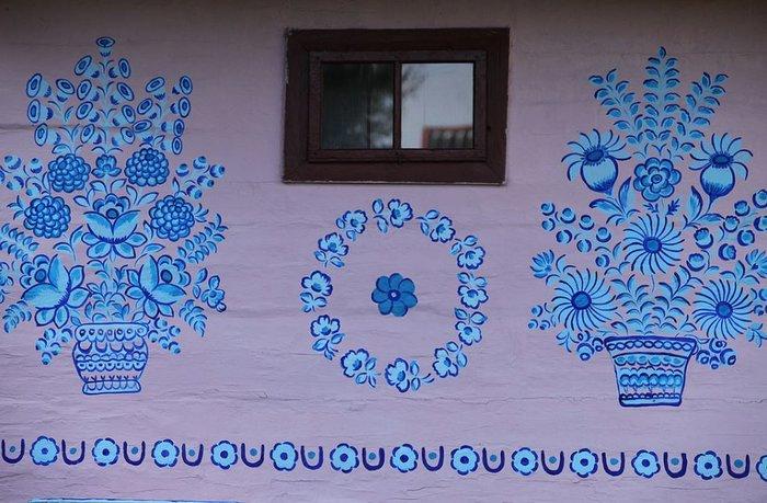 Ζαλίπιε: Ενα χωριό ζωγραφισμένο κυριολεκτικά με το χέρι - εικόνα 16