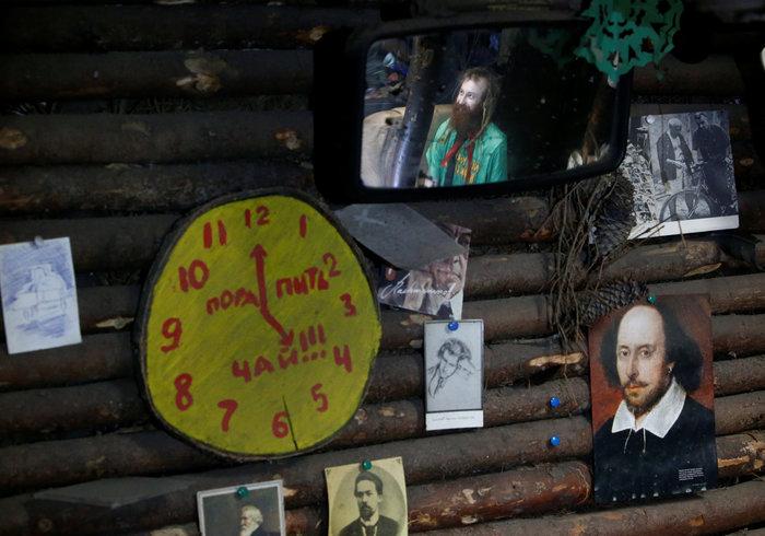 Ρωσία: Ο άνθρωπος - χόμπιτ που ζει κάτω από τη γη - εικόνα 8