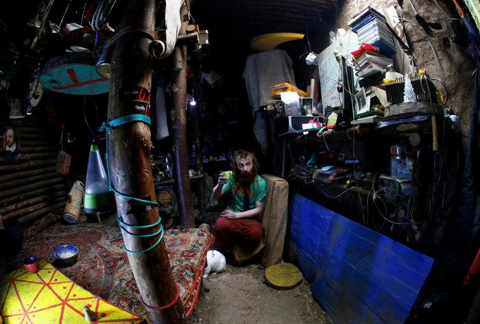 Ρωσία: Ο άνθρωπος - χόμπιτ που ζει κάτω από τη γη - εικόνα 9