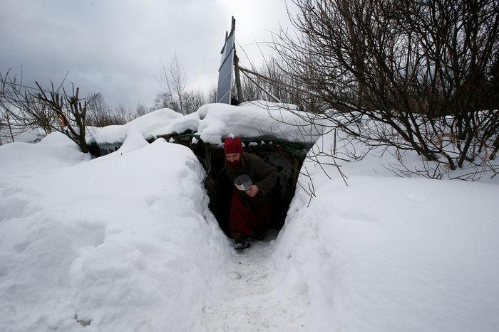 Ρωσία: Ο άνθρωπος - χόμπιτ που ζει κάτω από τη γη - εικόνα 11