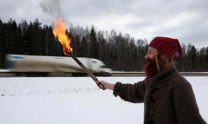 Ρωσία: Ο άνθρωπος - χόμπιτ που ζει κάτω από τη γη - εικόνα 14
