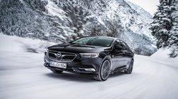 Ζεστάνετε το νέο Insignia Opel Grand Sport πριν μπείτε, με τηλεχειρισμό
