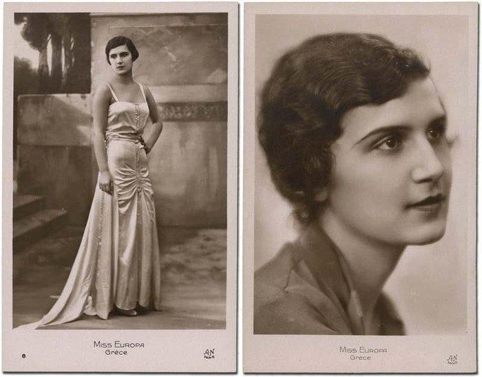 Αλίκη Διπλαράκου: Η ελληνίδα Μις Ευρώπη που έσπασε το άβατο του Αγίου Όρους - εικόνα 5