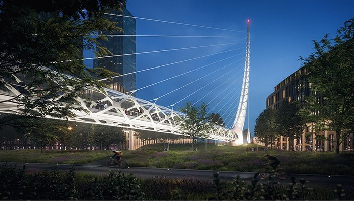 Δια χειρός Καλατράβα το πιο εντυπωσιακό νέο έργο στο Λονδίνο - εικόνα 2