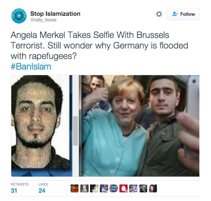 Πώς από μια απλή σέλφι μπορείς να κατηγορηθείς ως τρομοκράτης