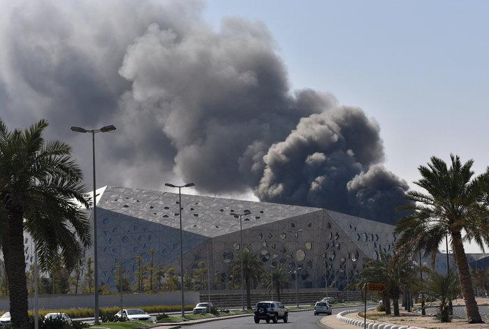 Φωτιά κατέστρεψε την καινούργια όπερα του Κουβέιτ - εικόνα 3