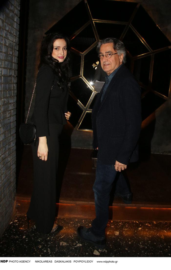 Νίκος Γαλανός: Ακύρωσε τον γάμο του με την 30 χρόνια μικρότερη και πανέμορφη σύντροφό του - εικόνα 4