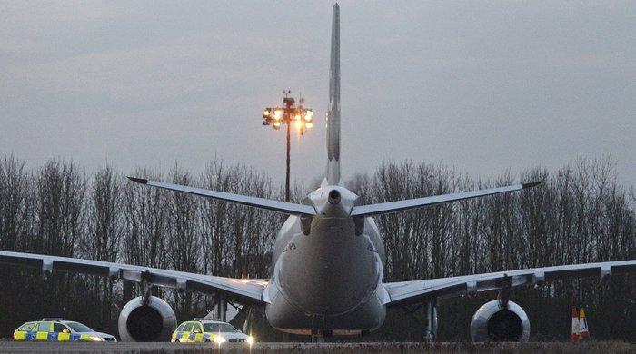 Συναγερμός στη Βρετανία από επεισόδιο σε Πακιστανικό αεροσκάφος