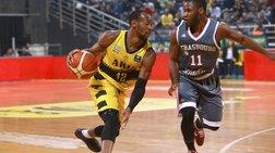 Basketball Champions League: Άρης - Στρασμπούρ 71-52