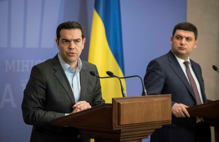 Σήμερα η συνάντηση Τσίπρα - Ποροσένκο στην Ουκρανία - εικόνα 2