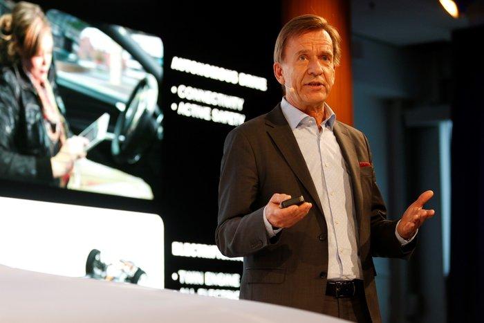 Χάκαν Σάμουελσον (Håkan Samuelsson), Πρόεδρος και CEO της Volvo Cars