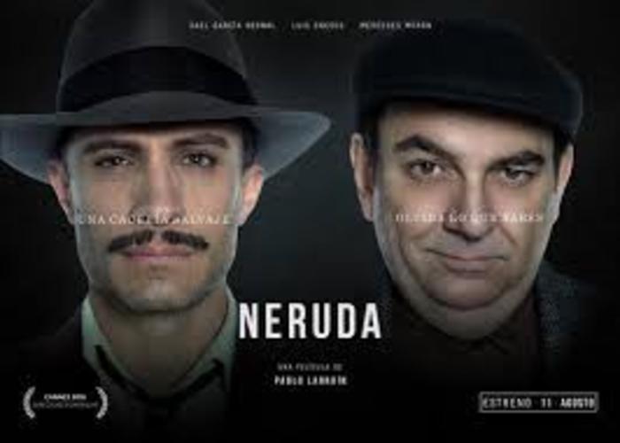 Νερούδα: Ο γυναικάς, ο κομμουνιστής, ο κοσμοπολίτης - Ταινία για τη ζωή του - εικόνα 4