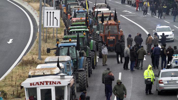 Οι κινητοποιήσεις των αγροτών προκαλούν πάντοτε μια αδιόρατη ανησυχία στις κυβερνήσεις