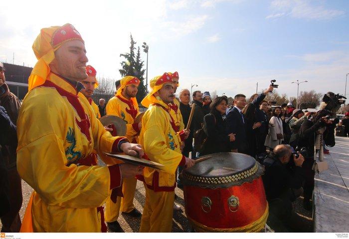 Ψινάκης & Μπουτάρης γιορτάζουν την Κινέζικη Πρωτοχρονιά - φωτό - - εικόνα 7