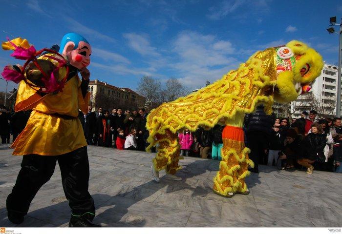 Ψινάκης & Μπουτάρης γιορτάζουν την Κινέζικη Πρωτοχρονιά - φωτό - - εικόνα 8