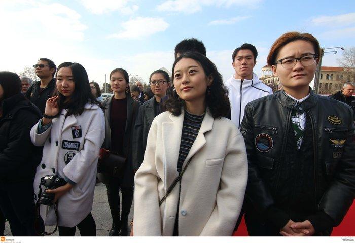Ψινάκης & Μπουτάρης γιορτάζουν την Κινέζικη Πρωτοχρονιά - φωτό - - εικόνα 9