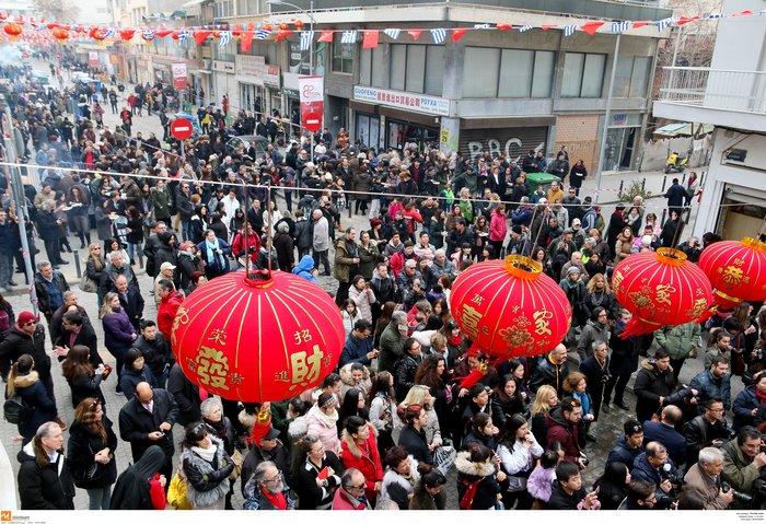 Ψινάκης & Μπουτάρης γιορτάζουν την Κινέζικη Πρωτοχρονιά - φωτό - - εικόνα 12