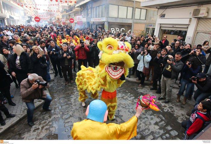 Ψινάκης & Μπουτάρης γιορτάζουν την Κινέζικη Πρωτοχρονιά - φωτό - - εικόνα 13