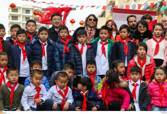 Ψινάκης & Μπουτάρης γιορτάζουν την Κινέζικη Πρωτοχρονιά - φωτό - - εικόνα 14