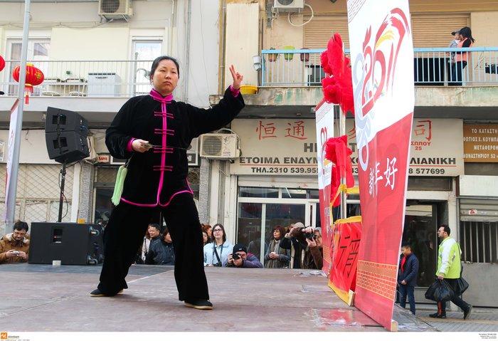 Ψινάκης & Μπουτάρης γιορτάζουν την Κινέζικη Πρωτοχρονιά - φωτό - - εικόνα 15