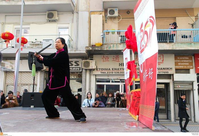 Ψινάκης & Μπουτάρης γιορτάζουν την Κινέζικη Πρωτοχρονιά - φωτό - - εικόνα 16