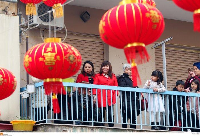 Ψινάκης & Μπουτάρης γιορτάζουν την Κινέζικη Πρωτοχρονιά - φωτό - - εικόνα 18