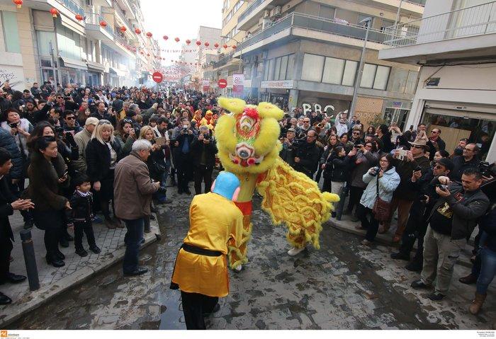 Ψινάκης & Μπουτάρης γιορτάζουν την Κινέζικη Πρωτοχρονιά - φωτό - - εικόνα 19