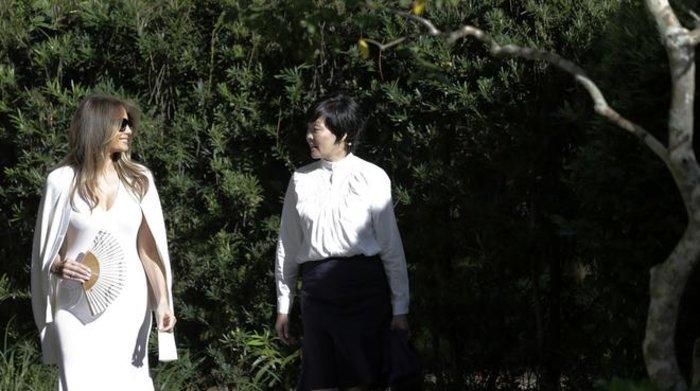 Ο Ιάπωνας πρωθυπουργός,θύμα της δίψας του Τραμπ για επίδειξη - εικόνα 7